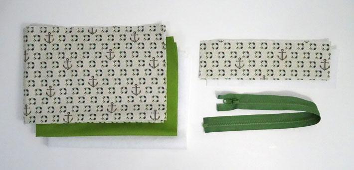 One Hour Dopp Kit Materials