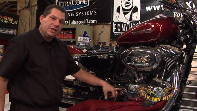 Harley Maintenance Dvds Harley Sportster Maintenance Set