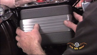 Harley-Davidson Battery Replacement