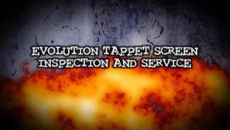 Harley Tappet Oil Screen Cleaning