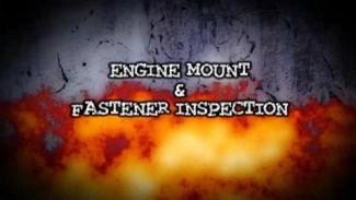 Harley Davidson Motor Mount Inspection