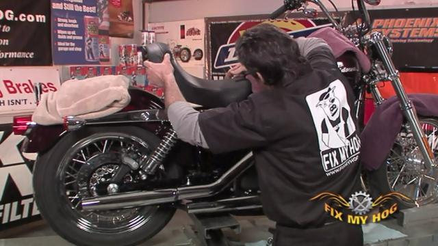 Harley Davidson Softail Dyna Maintenance Dvds