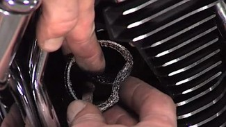 How to Install Exhaust Gasket on a Motorcycle