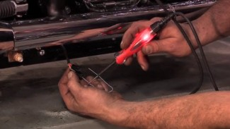 How to Test a Harley Brake Light Switch