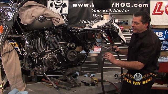 Harley Maintenance Dvds Harley Davidson Drive Belt Replacement
