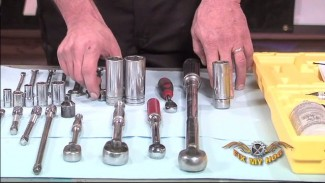 Harley Davidson specialty tools and products