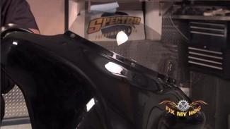 Harley Davidson Fairing Bracket Replacement