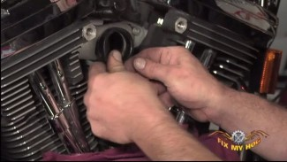 High Performance Carburetor Kit - final throttle cable install