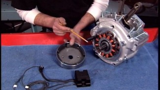Harley Evolution Stator and Regulator Rectifier Review: Pre 1999