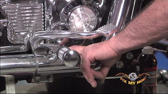 Harley Cam Chain Tensioner Failure!