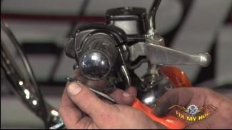 Custom Throttle Cable Installation