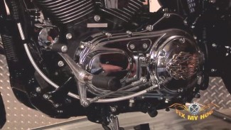 Performance Clutch Cable and Primary Cover Install