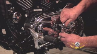 Harley Davidson Clutch Removal on a Sportster