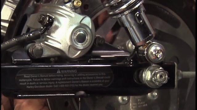 Harley Brakes