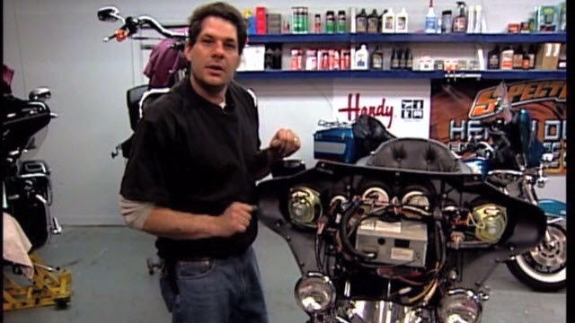 Harley Steering Head Bearing Adjustment