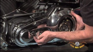 Chrome Inner Primary Removal Procedure