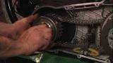Harley Davidson Charging System Removal