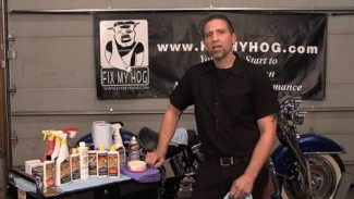Harley Motorcycle Detailing Tips