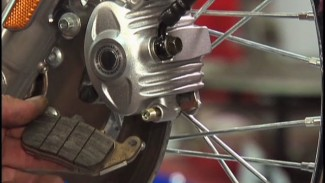 How To Bleed Motorcycle Brakes after Brake Pad Service
