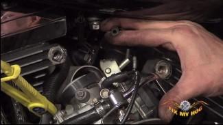 Installing Jet Kit & Thunderslide on a Harley-Davidson