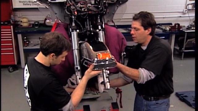 Harley Davidson Front Forks Service   Fix My Hog