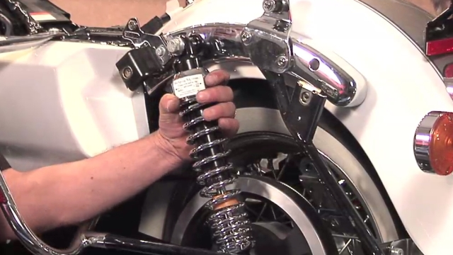 Harley-Davidson Shocks – Upgrade to Progressive
