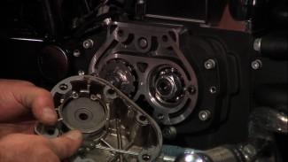 Harley Shifter Fork Removal