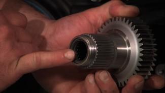 JIMS Transmission Main Drive Gear Install