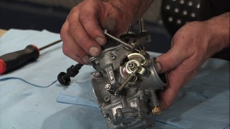 Harley Carburetor Rebuild