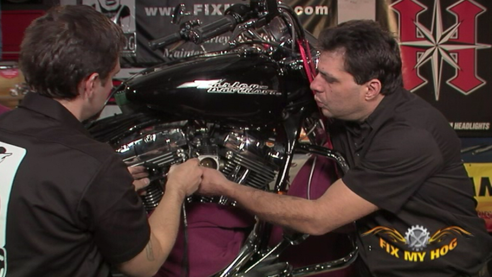 Harley Davidson Maintenance Dvds Harley Maintenance Performance