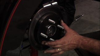 Learn How To Replace Harley Trike Rear Brakes