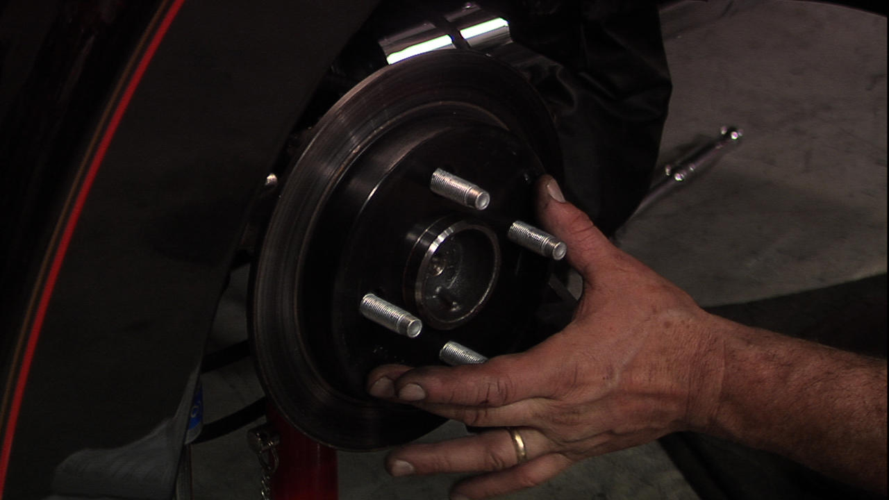 Learn How To Replace Harley Trike Rear Brakes Fmh Caption Diagram Of The Basic Front Disc Brake Setup Arotor B