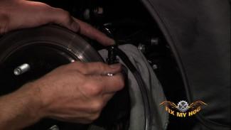 Learn how to Handle a Harley Tri Glide Brake Bleed | FMH