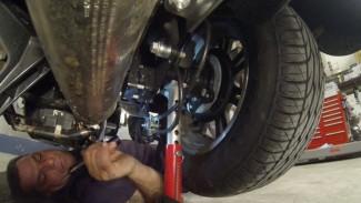 Under the Harley Davidson Trike | Fix My Hog