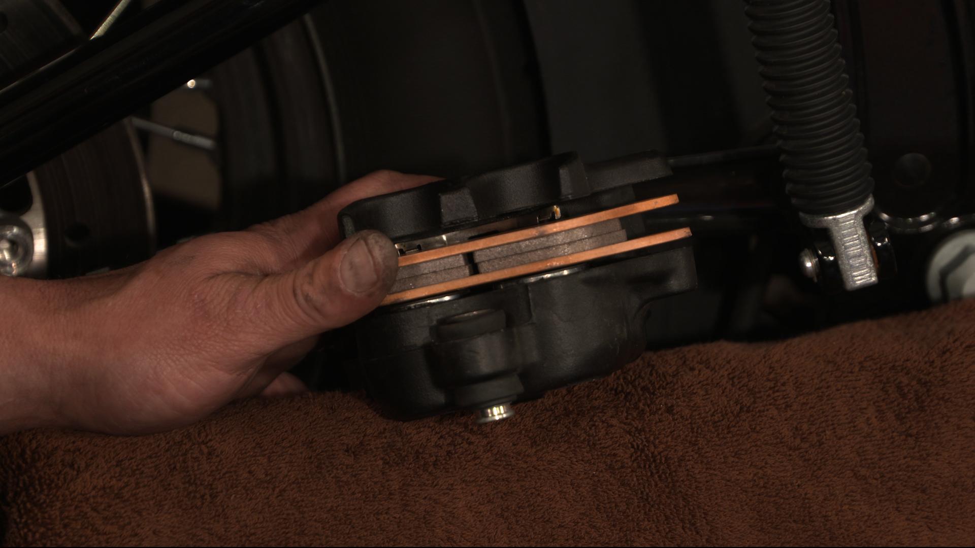 Rear Brakes Twin Cam F Y U C on Sportster Transmission