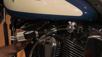 Harley Fuel Valve