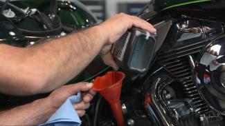 Harley Davidson Transmission Fluid
