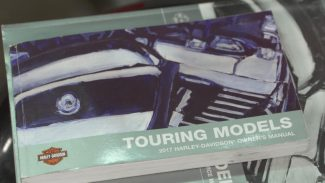 Milwaukee Eight Touring | Fix My Hog