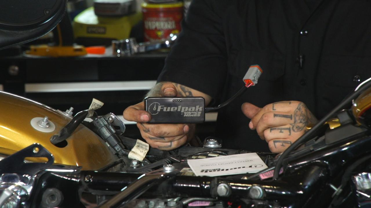 Remapping Your Harley with the FP3 Tuner