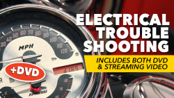 Electrical Troubleshooting + DVD