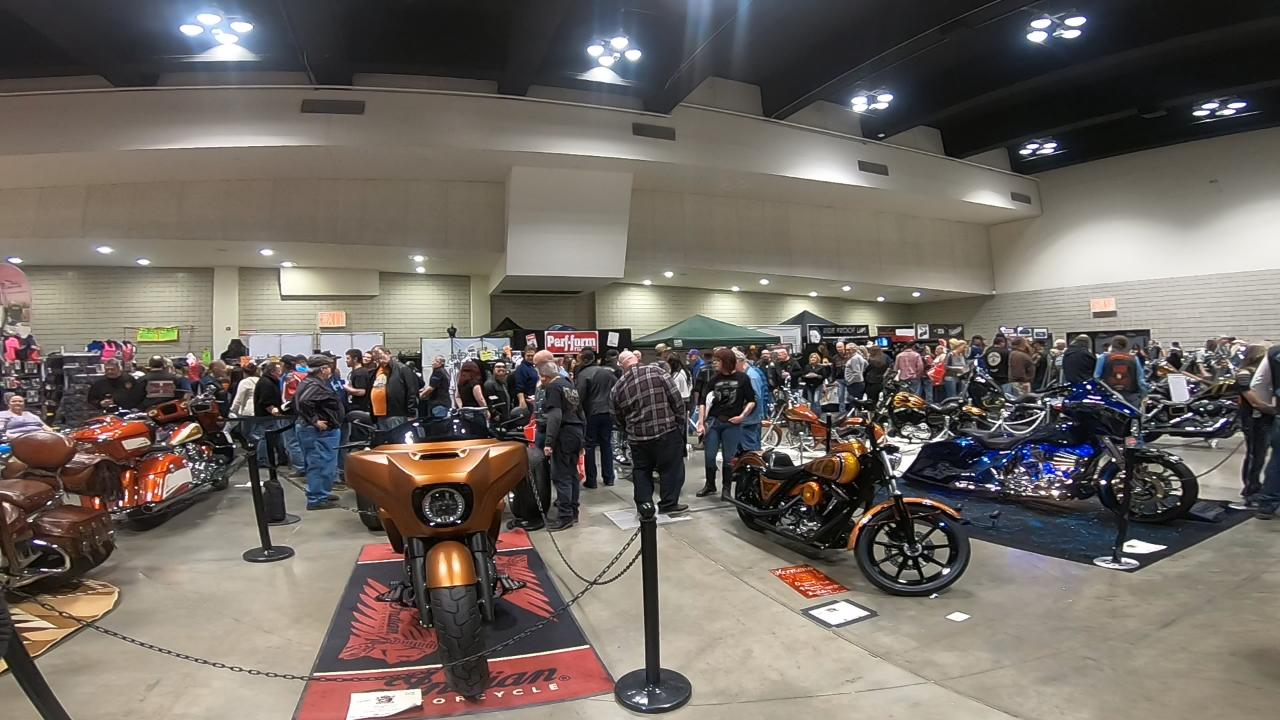 Donnie Smith Motorcycle Show 2019 | Fix My Hog