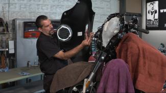 Harley Fairing