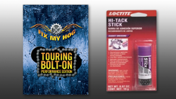 FMH Y0034Q Touring Bolt-On Edition + FREE Loctite Stick