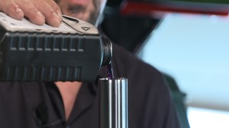 how-to-fill-fork-oil-on-harley