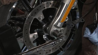 Motorcycle Front Wheel