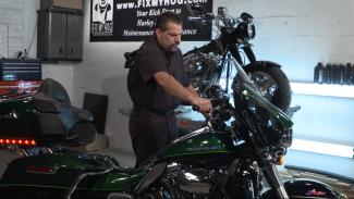 Harley Horsepower