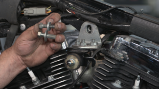Harley Engine Mount