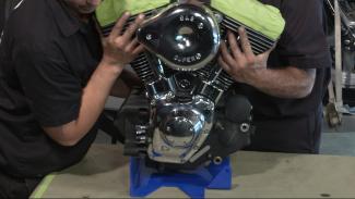 Twin Cam Engine