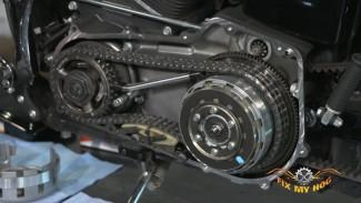 Harley Clutch Assembly Upgrade Fix My Hog