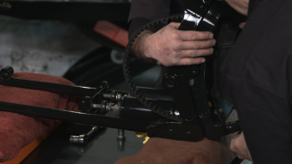 Harley Davidson Swing Arm